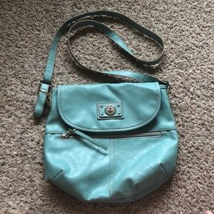 Relic Mint Crossbody Bag